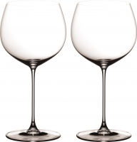 Набор бокалов Riedel Veritas Oaked Chardonnay / 6449/97 (2 шт) -