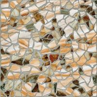 Плитка PiezaRosa Мюнхен Камни 726262 (330x330, коричневый) -