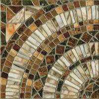 Декоративная плитка PiezaRosa Мюнхен 725962 (330x330, коричневый) -