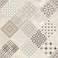 Плитка PiezaRosa Сильвер 732372 (450x450, серый) -