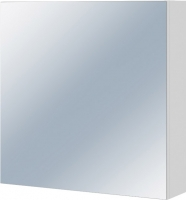 Шкаф с зеркалом для ванной Cersanit Colour 60 / S571-026 -