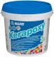 Фуга Mapei Kerapoxy N100 (5кг, белый) -
