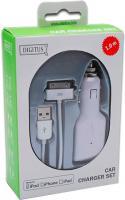 Зарядное устройство автомобильное Digitus DB-600900-010-W -