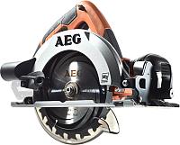 Профессиональная дисковая пила AEG Powertools BKS 18-0 (4935431375) -