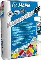 Фуга Mapei Keracolor FF-DE N100 (5кг, белый) -