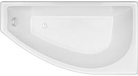 Ванна акриловая Triton Бэлла 140x75 L (с каркасом) -