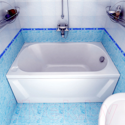 Ванна акриловая Triton Лу-Лу 130x70 (с каркасом)