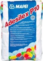Клей для плитки Mapei Adesilex P10 (25кг, белый) -