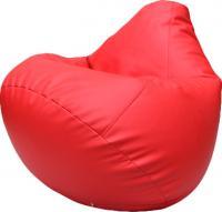 Бескаркасное кресло Flagman Груша Макси Г2.3-09 (красный) -