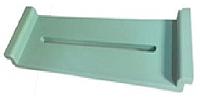 Сиденье для душа Triton Альфа/Омега BS-732 (зеленый) -