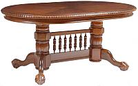 Обеденный стол Домовой HNDT-4296-SWC (орех) -