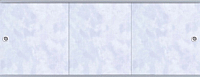 Экран для ванны МетаКам Премиум А 1.48 (облака сирень) -