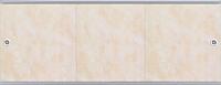 Экран для ванны МетаКам Премиум А 1.48 (облака бежевые) -