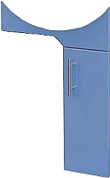 Комплект сменных элементов Triton для тумбы Эко 50 / 005.31.0470.102.01.02.U.М2 (голубой) -