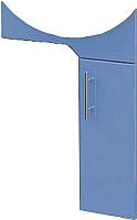 Комплект сменных элементов Triton для тумбы Эко 55 / 005.31.0490.102.01.02.U.М2 (голубой) -