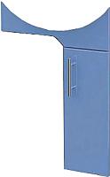 Комплект сменных элементов Triton для тумбы Эко 60 / 005.31.0560.102.01.02.U.М2 (голубой) -