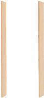 Комплект сменных элементов Triton для зеркала-шкафа Эко 60 / 005.42.0600.121.01.05.U.М2 (бежевый) -