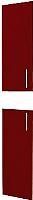 Комплект сменных элементов Triton для шкафа-пенала Эко 30 / 005.11.0300.101.01.06.U.М2 (вишневый) -