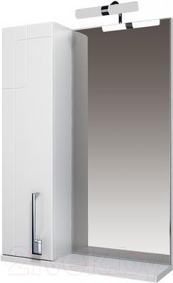 Шкаф с зеркалом для ванной Triton Диана 60 (002.42.0600.101.01.01 L)