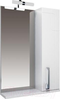 Шкаф с зеркалом для ванной Triton Диана 60 (002.42.0600.101.01.01 R)