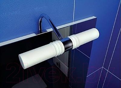 Шкаф с зеркалом для ванной Triton Диана 65 (002.42.0650.101.01.01 L) - подсветка
