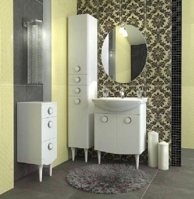 Шкаф-пенал для ванной Triton Лира 30 (007.11.0300.201.01.01.R)