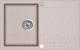 Мойка кухонная Aquasanita CUBA SQC101 (ора) -