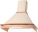 Вытяжка купольная Zorg Technology Паво (Tempo) 1000 (90, дерево) -