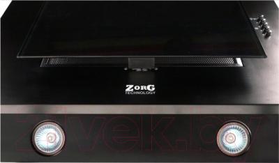 Вытяжка декоративная Zorg Technology Вертикал А (Titan) 750 (50, черный)