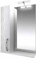 Шкаф с зеркалом для ванной Triton Кристи 80 (003.42.0800.101.01.01 L) -