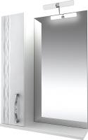 Шкаф с зеркалом для ванной Triton Кристи 55 (003.42.0550.101.01.01 L) -