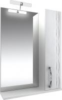 Шкаф с зеркалом для ванной Triton Кристи 55 (003.42.0550.101.01.01 R) -