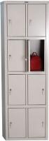 Шкаф металлический Практик LS(LE)-24 -