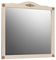 Зеркало Belux Верди В105 (слоновая кость/патина золото) -