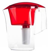 Фильтр питьевой воды Гейзер Дельфин (красный) -