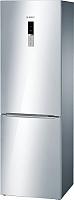 Холодильник с морозильником Bosch KGN36VI15R -