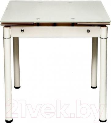 Обеденный стол Седия Karlota 66 (кремовый)