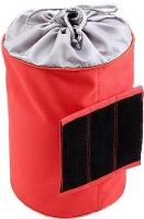 Чехол для емкости автомобильный ТрендБай Ритэйнин 1083 (красно-серый) -