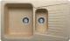 Мойка кухонная Polygran F-18 (песочный) -
