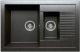 Мойка кухонная Polygran F-21 (черный) -