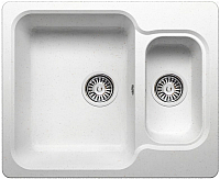 Мойка кухонная Polygran F-09 (белый) -