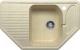 Мойка кухонная Polygran F-10 (опал) -