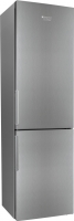 Холодильник с морозильником Hotpoint-Ariston HF 4201 X R -