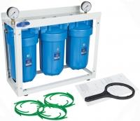 Блок коллекторов Aquafilter HHBB10B (3шт) -