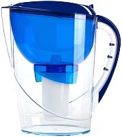 Фильтр питьевой воды Гейзер Аквариус (синий) -