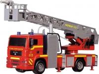 Автомобиль игрушечный Dickie Пожарная машина с водой / 203715001 -