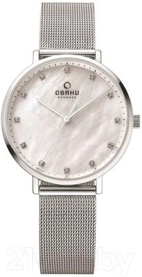 Часы наручные женские Obaku V186LXCWMC