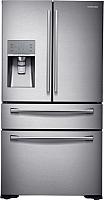 Холодильник с морозильником Samsung RF24HSESBSR -