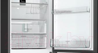 Холодильник с морозильником Hotpoint-Ariston HF 9201 B RO