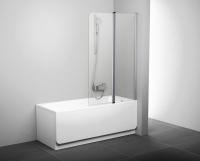 Стеклянная шторка для ванны Ravak CVS2-100 R (7QRA0C00Z1) -